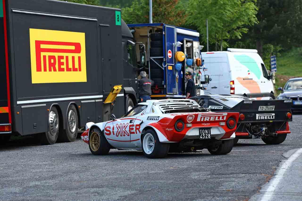 pirelli p7 corsa classic dynamic test 2012 6