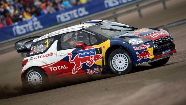 20538 loeb contiene hirvonen e vince il rally di finlandia