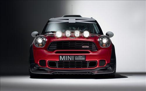MINI WRC 2011 car walls