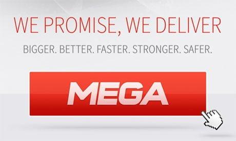 Mega by megaupload