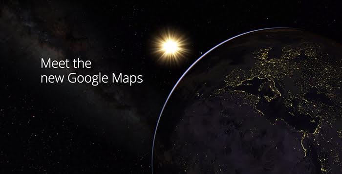 meet the new Google Maps FSMdotCOM