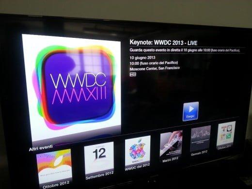evento WWDC2013