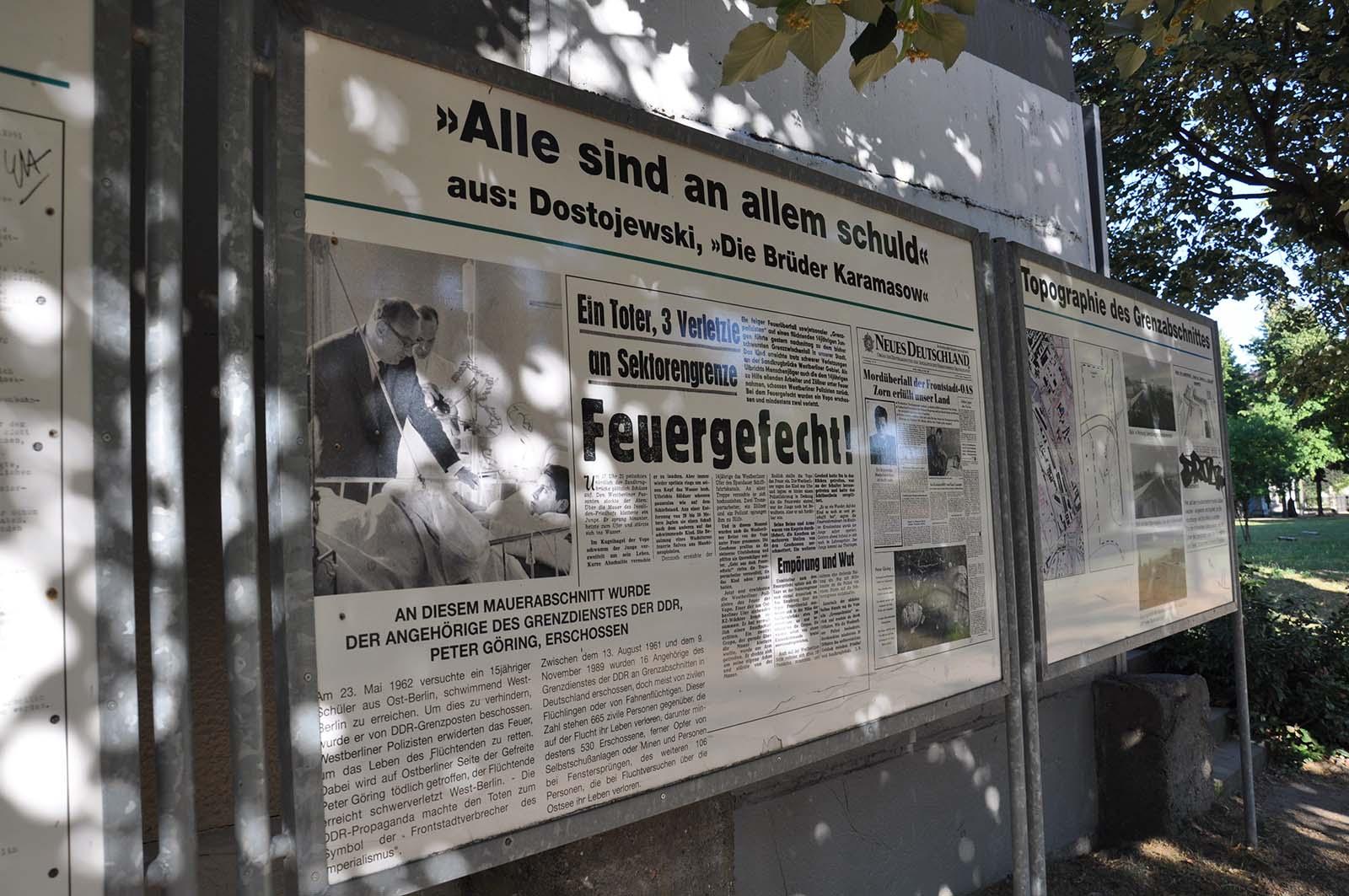 Berlino. Il Muro