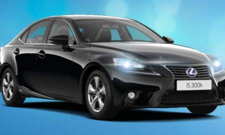 Lexus IS Hybrid La berlina sportiva dinamica Lexus