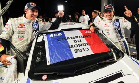 31421 ogier celebra il mondiale vincendo il rally di francia