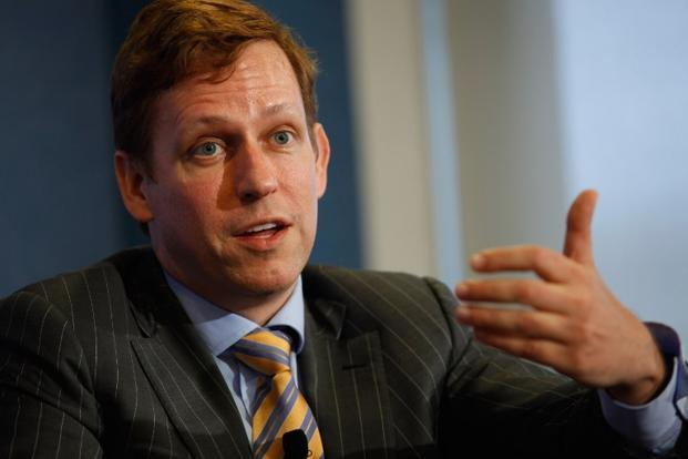 Peter Thiel Pic Property: livemint.com