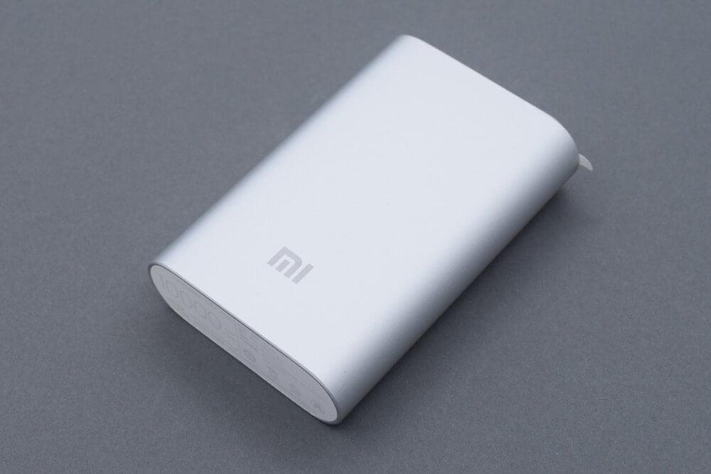 Original Xiaomi Power Bank 10000mAh Li ion Baterry New Portable Mobile Power Bank MI Charger 10000mAh