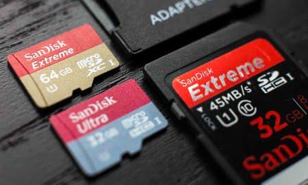 migliori microSD e SD