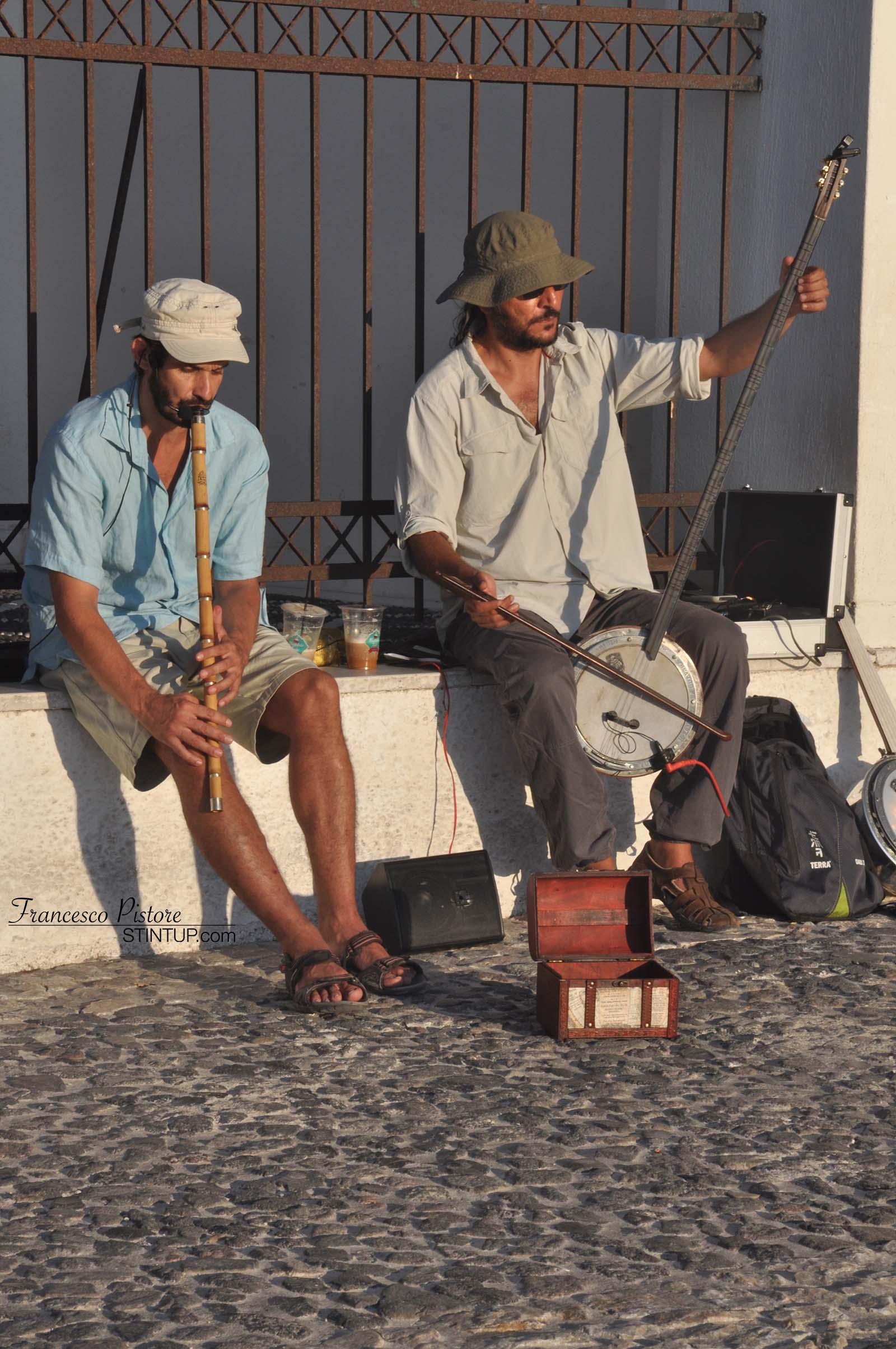Musica folkloristica a Fira