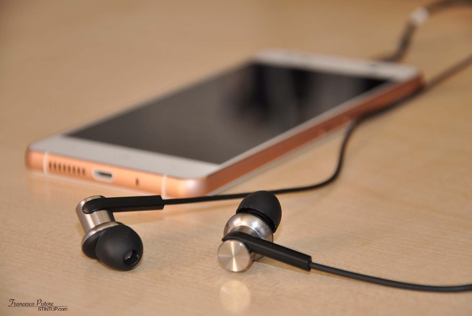 Uno dei tanti test audio. In questo caso con smartphone BQ Aquaris X5 (in arrivo la recensione), Poweramp e file audio FLAC.