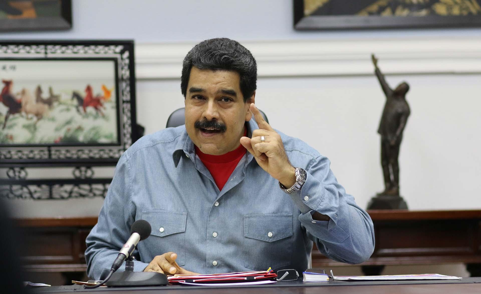 Nicolas Maduro, presidente del Venezuela | 800noticias.com