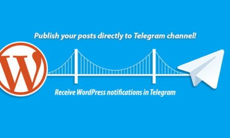 telegram wordpress