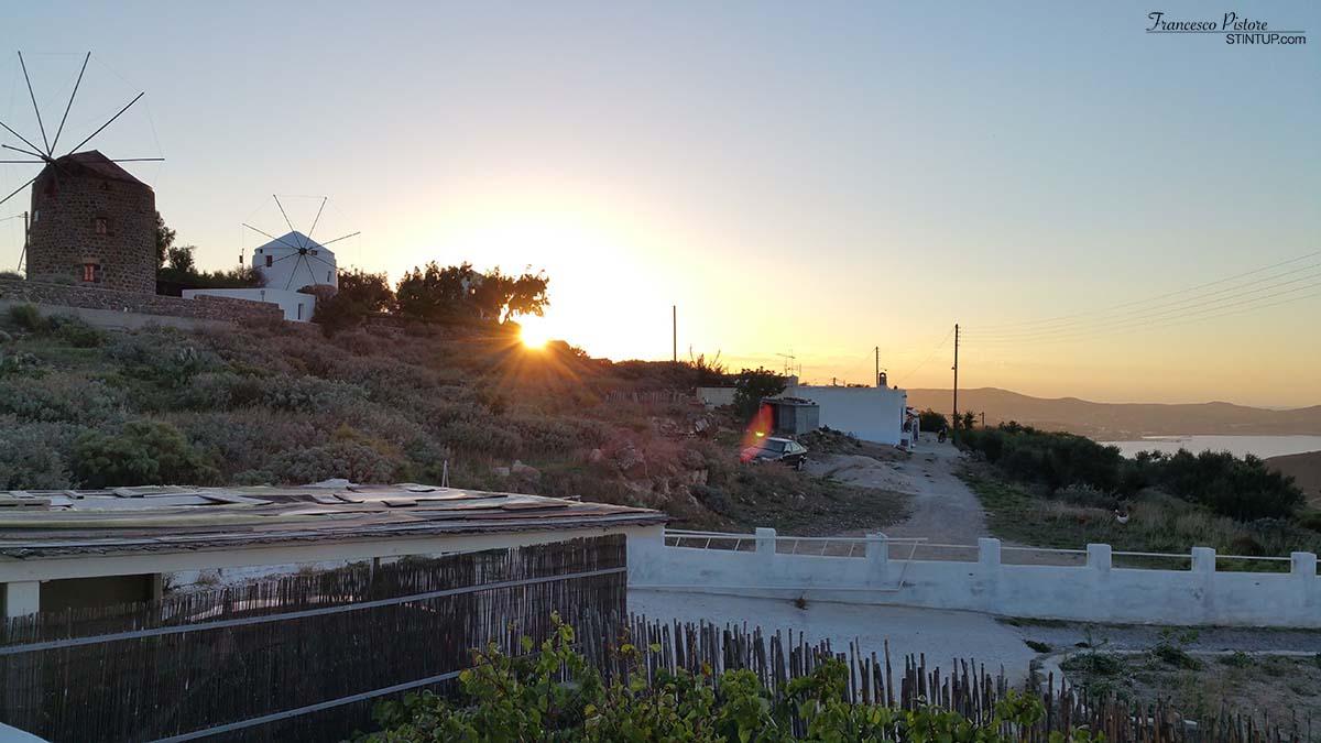 L'alba vista dai Chaido Studios