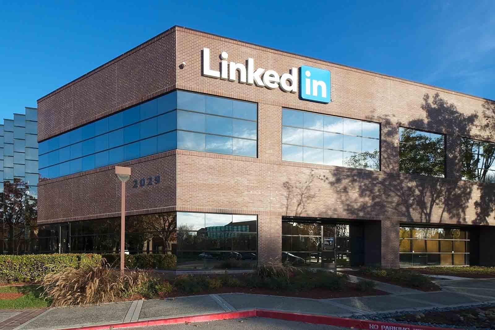 LinkedIn Headquarters Mountain View