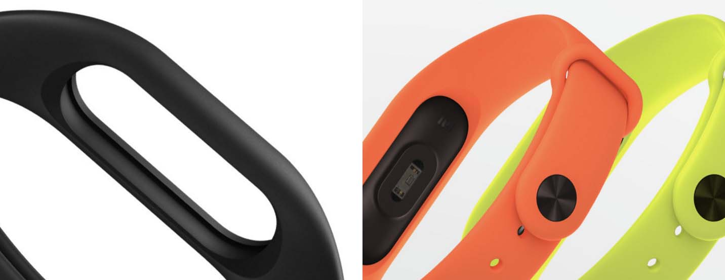 miband2 colors