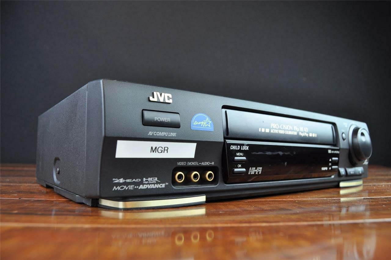 Un VCR della JVC