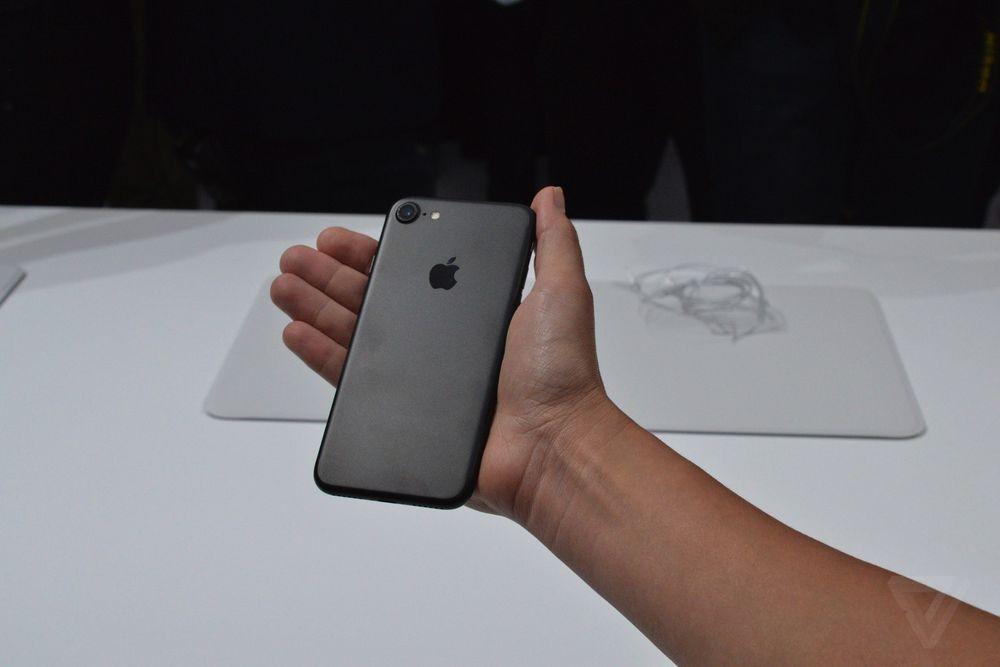 Fotocamera di iPhone 7