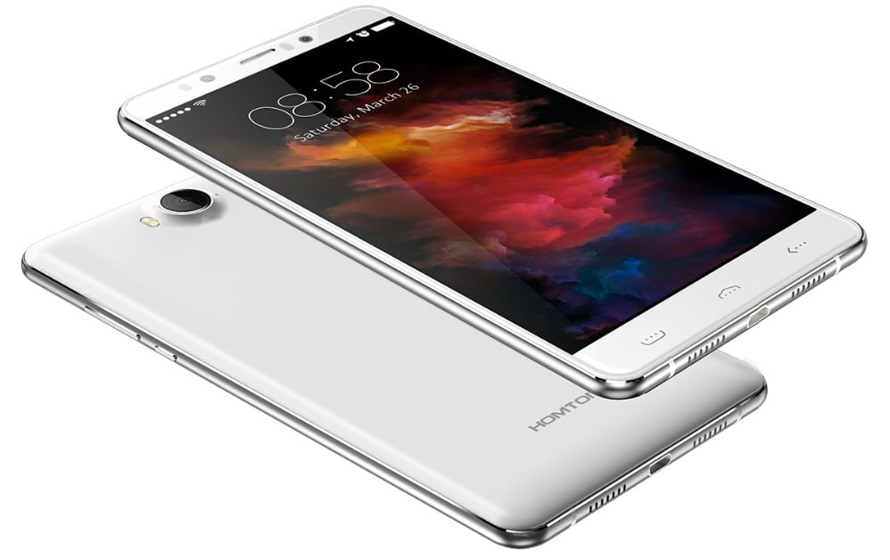 Presale original Homtom HT10 Helio X20 Deca Core Android 6 0 Mobile Phone 4G RAM 32G
