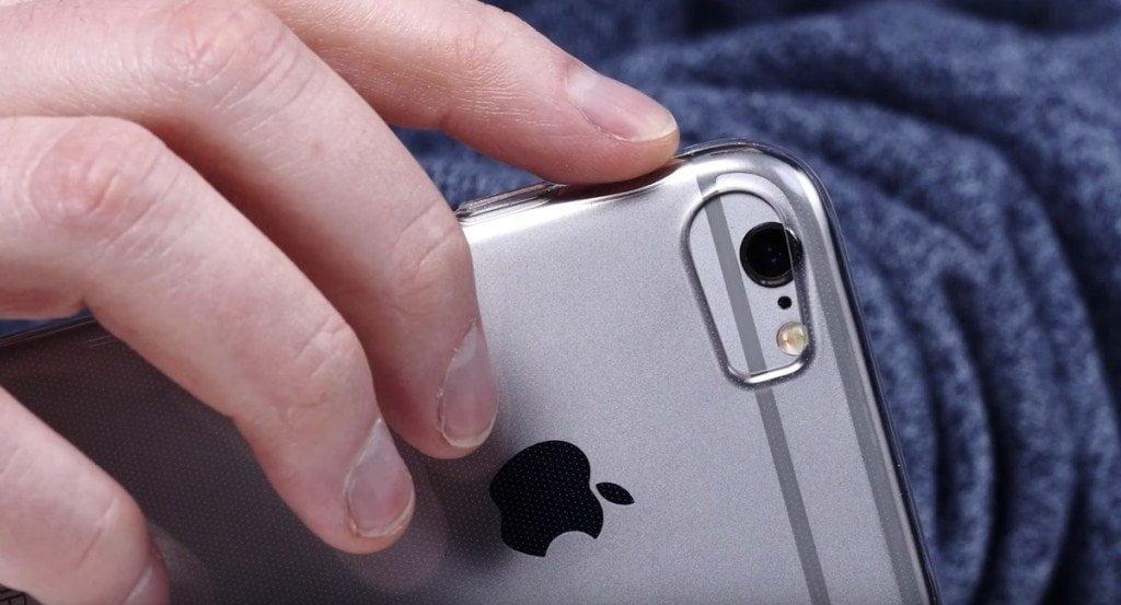 iPhone SE e iPhone 7 camera