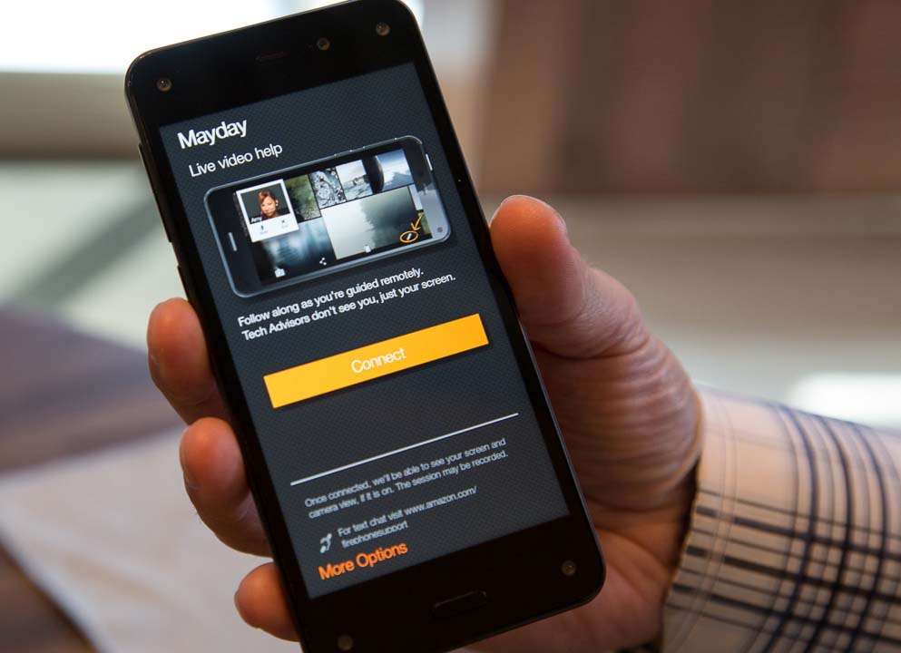 1. Amazon Fire Phone