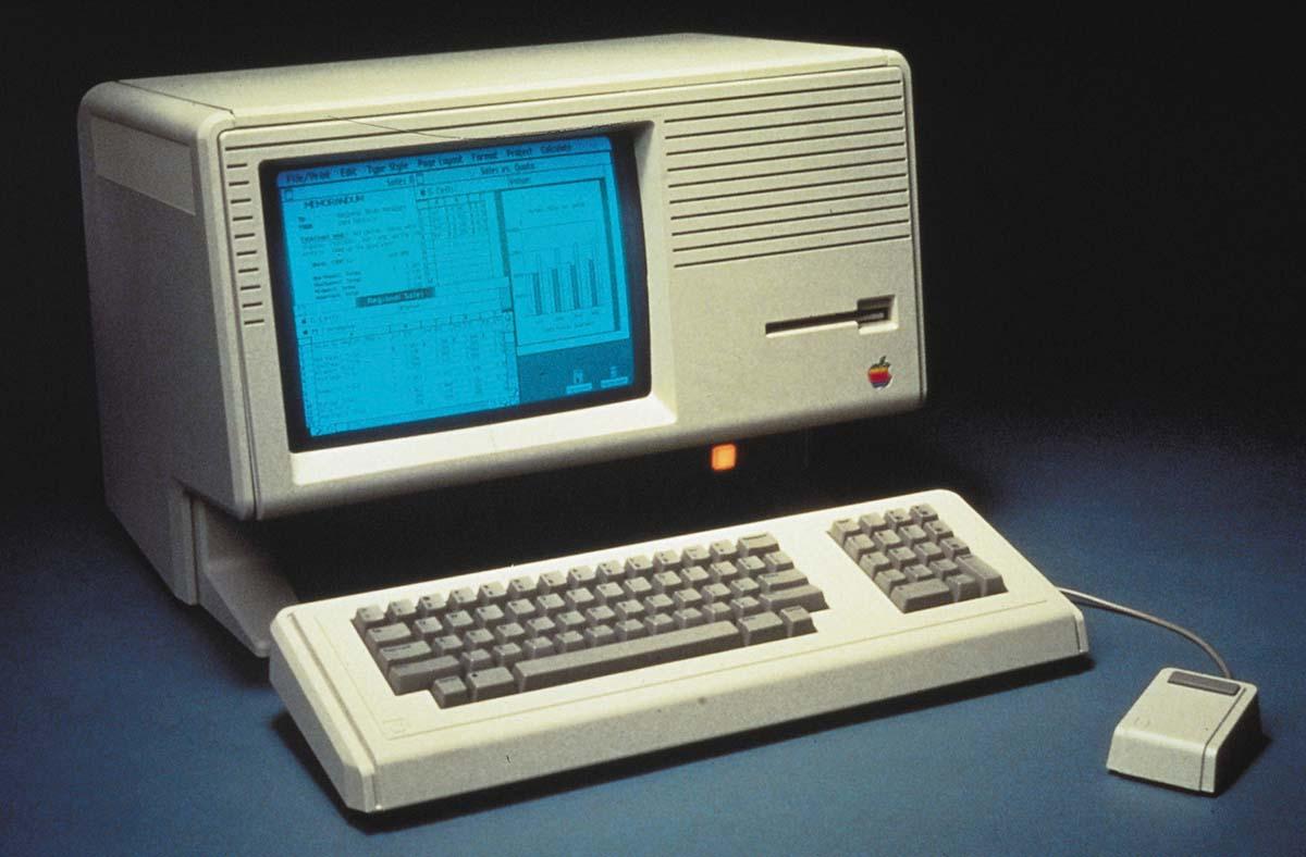 3. Apple Lisa