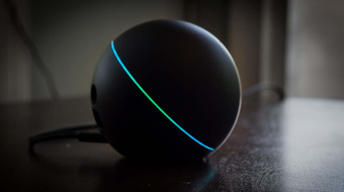 9. Google Nexus Q