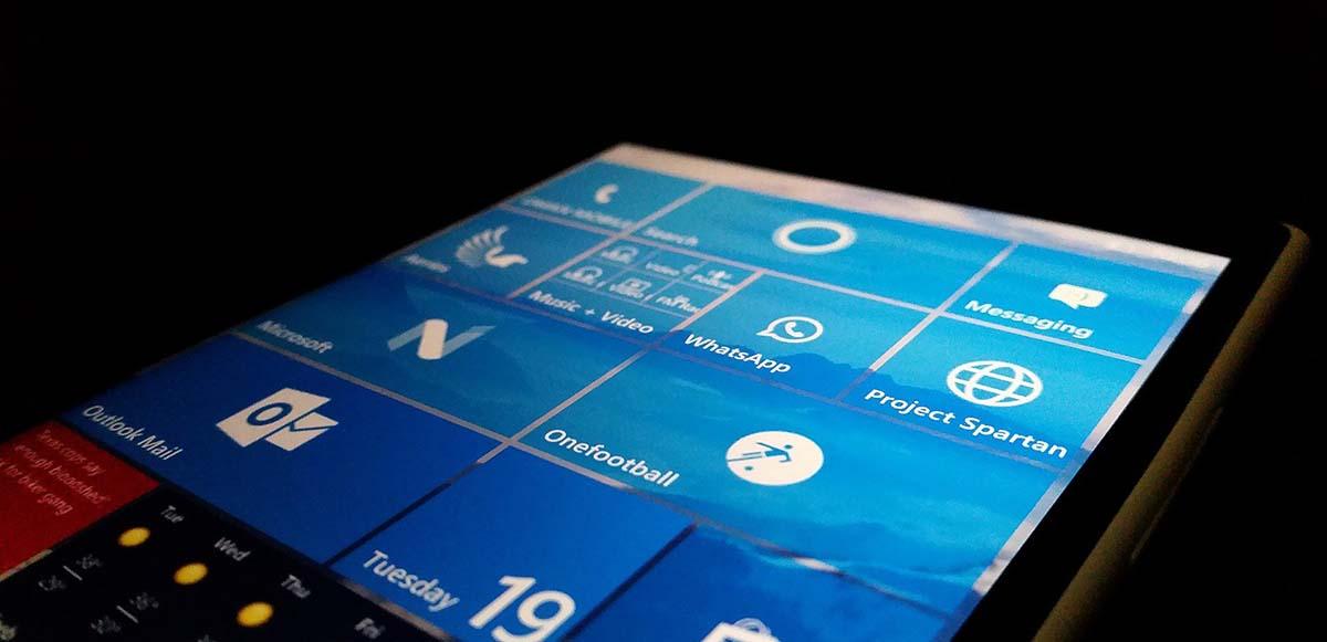 22. Windows Phone e Windows 10 Mobile