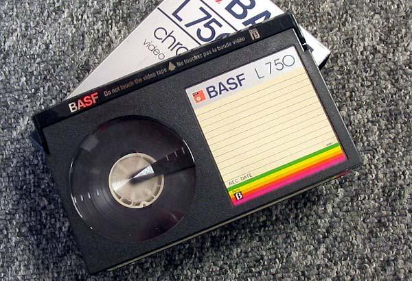 4. Betamax