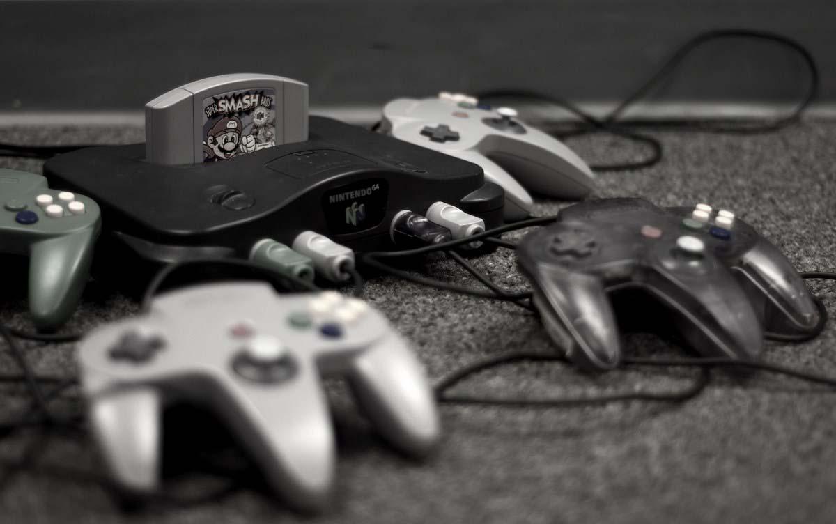 11. Nintendo 64