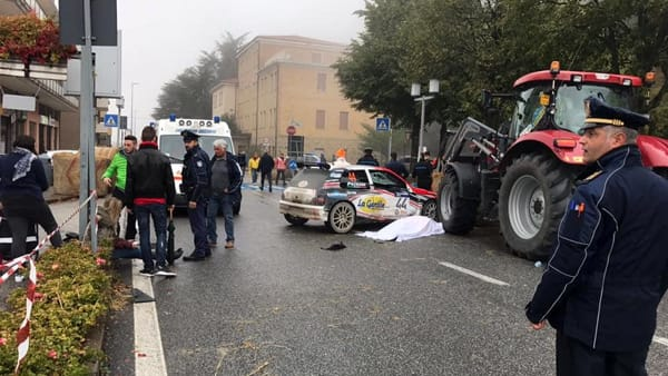 incidente mortale rally legend san marino 2016 2
