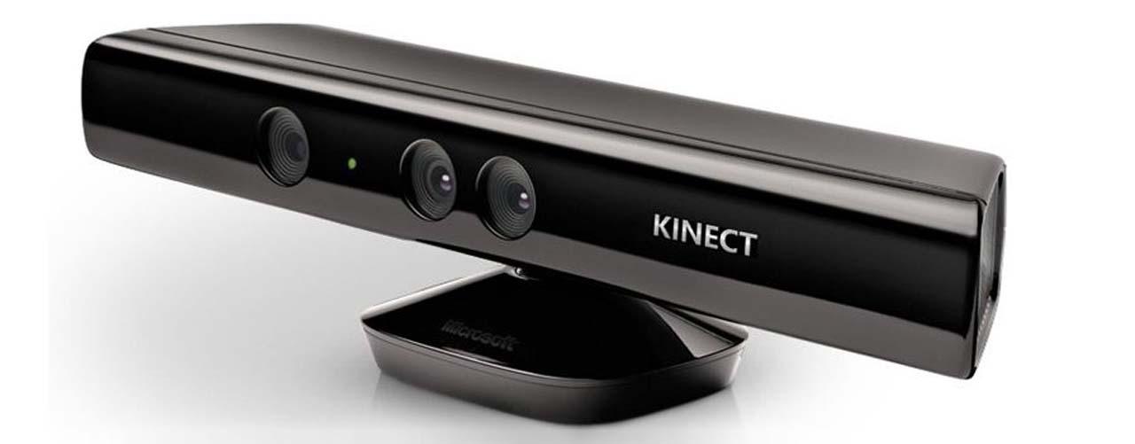 8. Microsoft Kinect