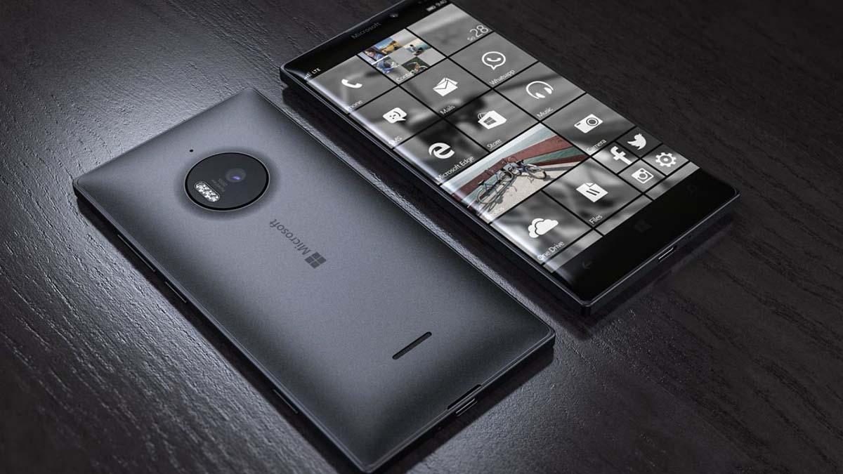 23. Microsoft Lumia