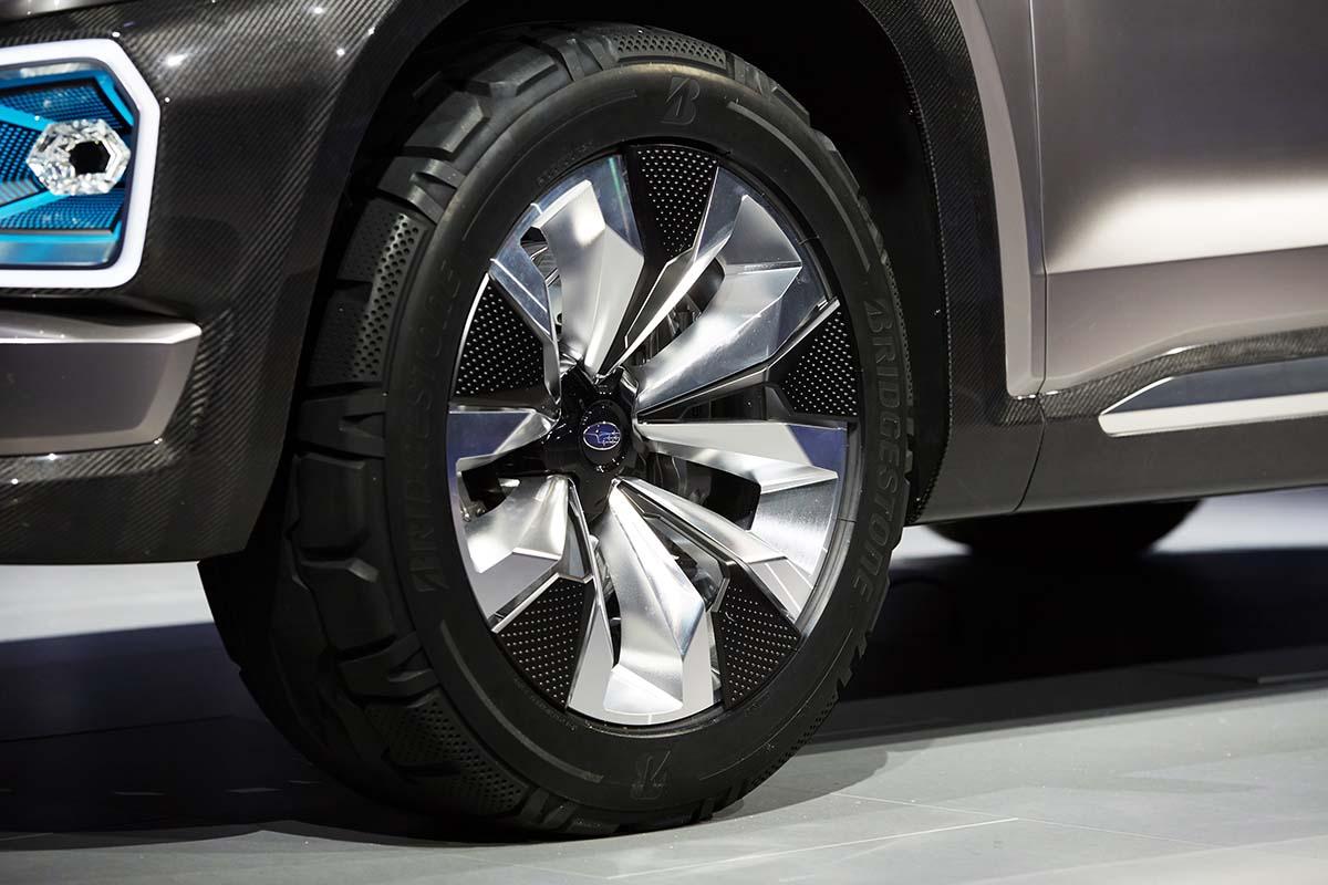 Subaru Viviz-7 Concept