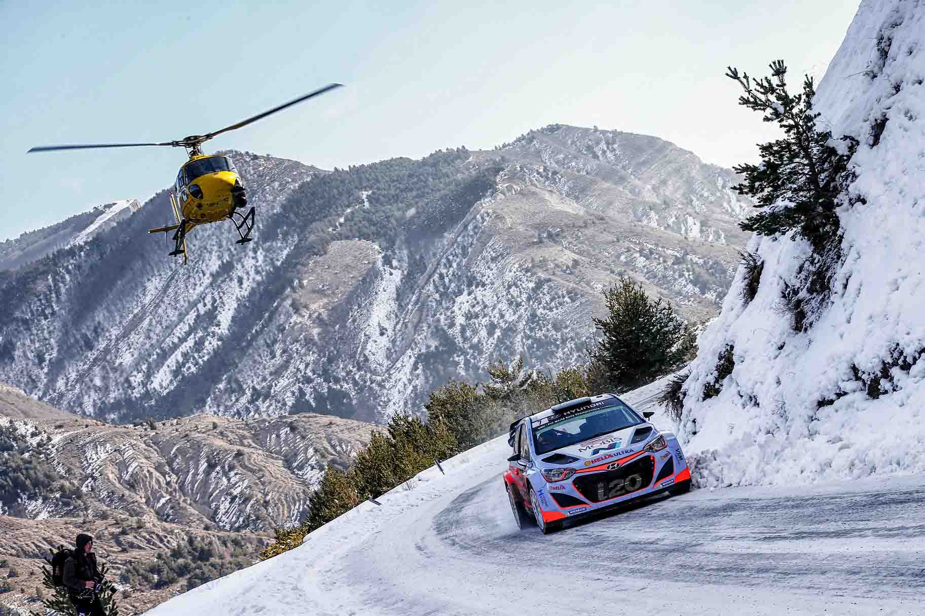 Thierry Neuville Rally Monte Carlo 2015 1