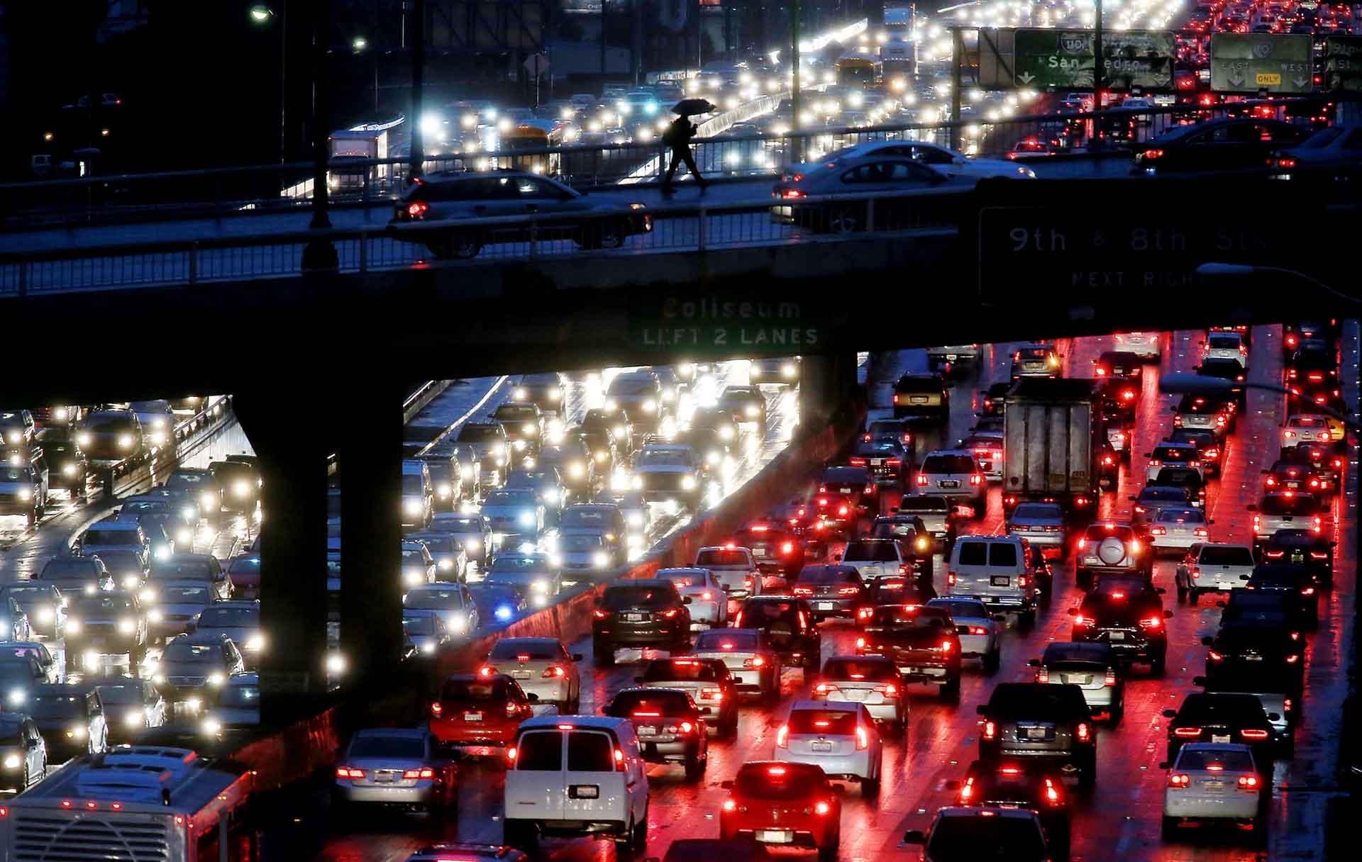 la me ln la worst traffic 20160314