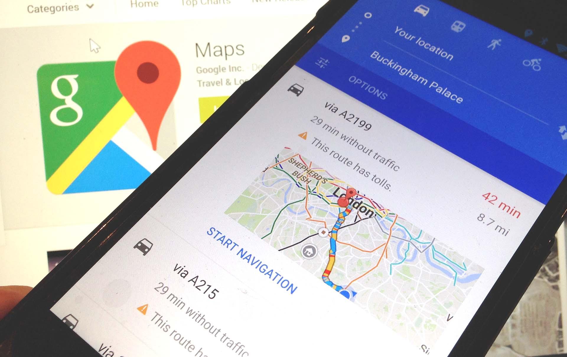 Ecco come fa Google Maps a sapere le informazioni sul traffico in tempo reale