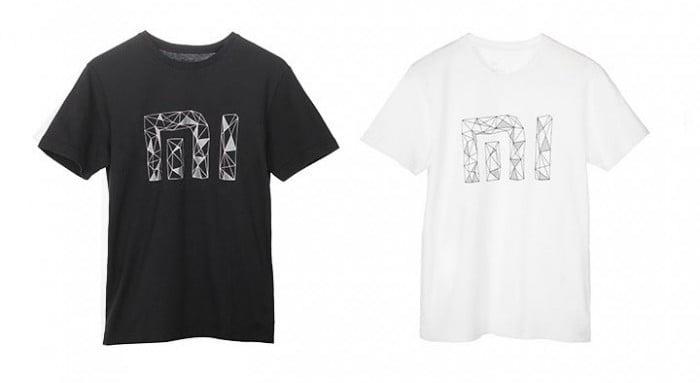 t shirt originale xiaomi logo