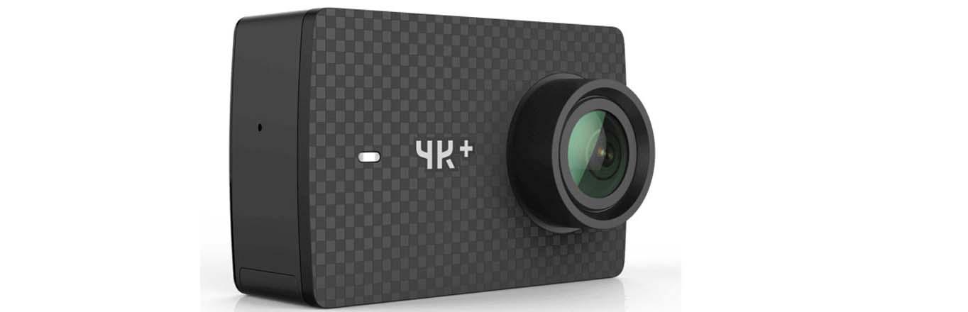 xiaomi yi 4k plus action cam video 4k 60fps