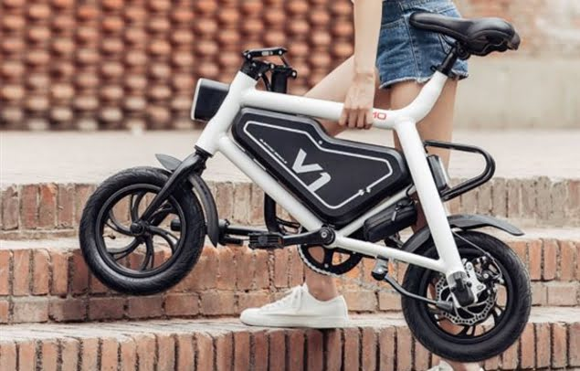 xiaomi himo electric bicycle 1