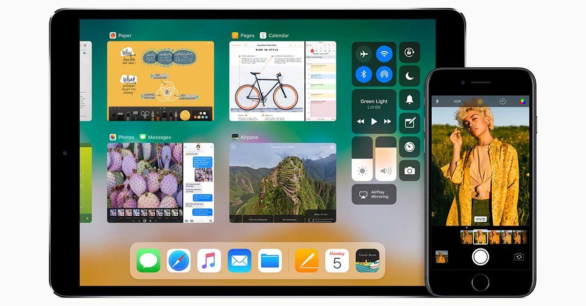 ios 11 ipad iphone e1496695666953