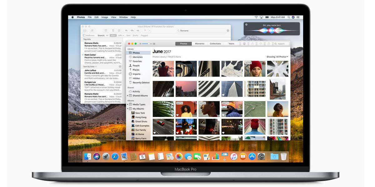 mac sierra storage