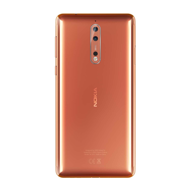 Nokia 8 Polished Copper 2