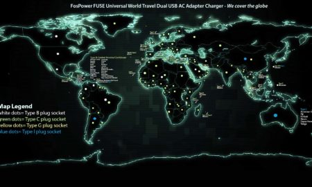 use4WP FosPower Fuse digital art digital world map