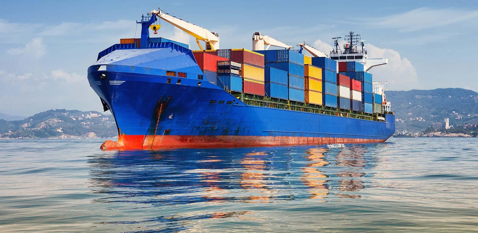 ship logistics