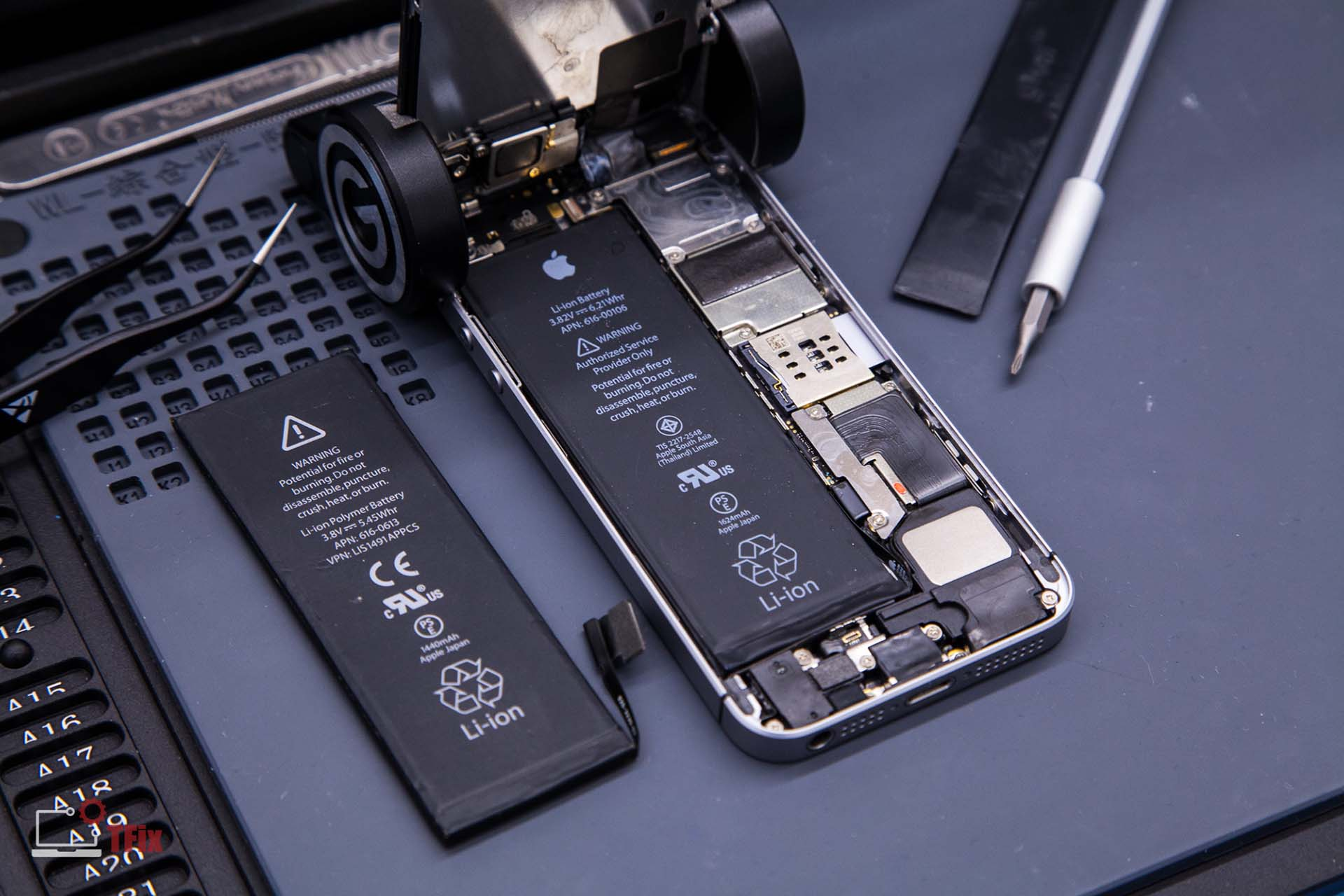 iPhone SE Battery Replacement Nationwide