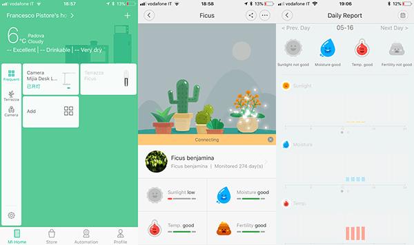 Xiaomi Mi Plant monitor