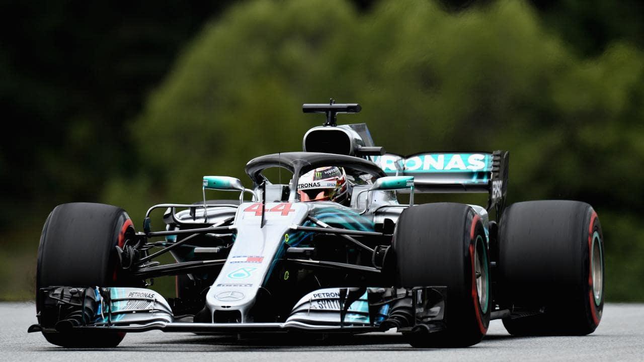 Orari TV F1 Austria
