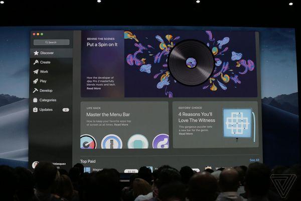 macOS 10.14