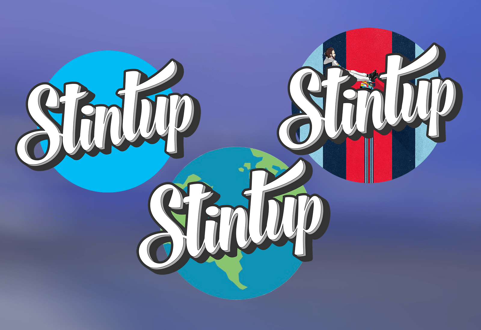 Stintup loghi
