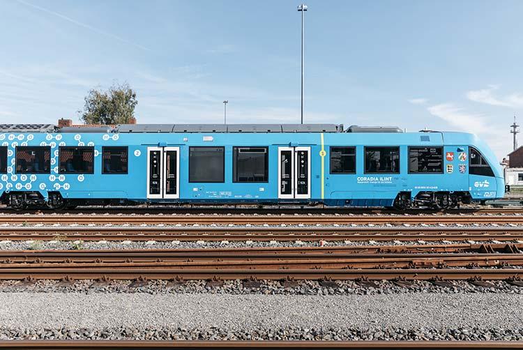 treni ad idrogeno